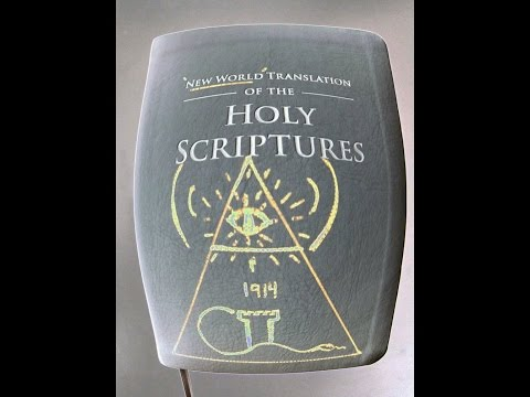 I Got The New Jehovah's Witness Bible - Some Thoughts