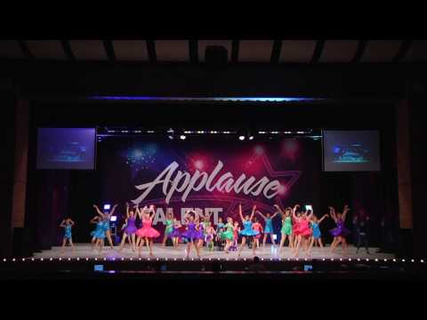 2016 Applause Talent Nationals-Hairspray Production-National Champions