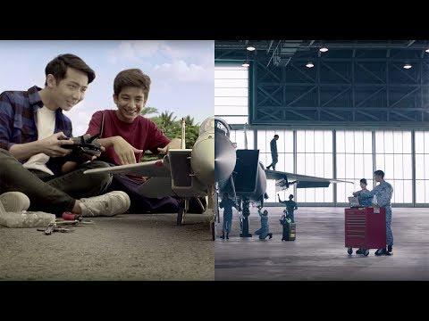RSAF & You: Limitless Together – 2018 RSAF Commercial (60s)