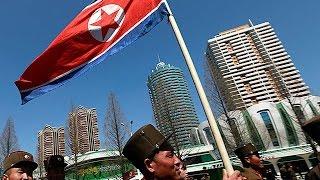 【VR360】平壌で高層地区完成式典=北朝鮮