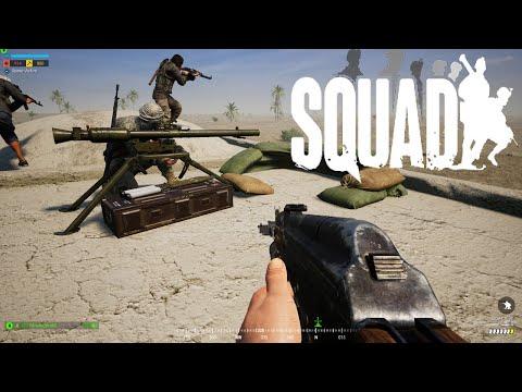 Squad - Al Basrah Invasion