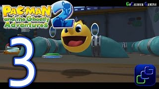 Pac-Man and the Ghostly Adventures 2 Walkthrough - Part 3 - Pacopolis: Gotta Bounce