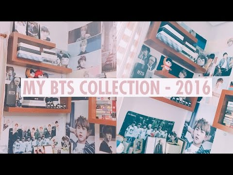 My BTS Collection 2016