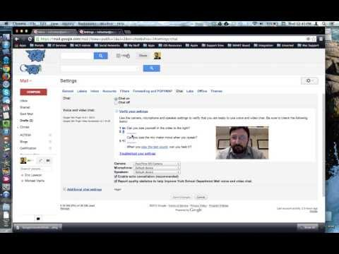 HowTo - Google Voice & Video Chat