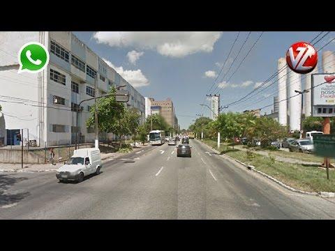 WhatsApp TV Voz - Réplica de arma de fogo apreendida na Vila Santa Cecília