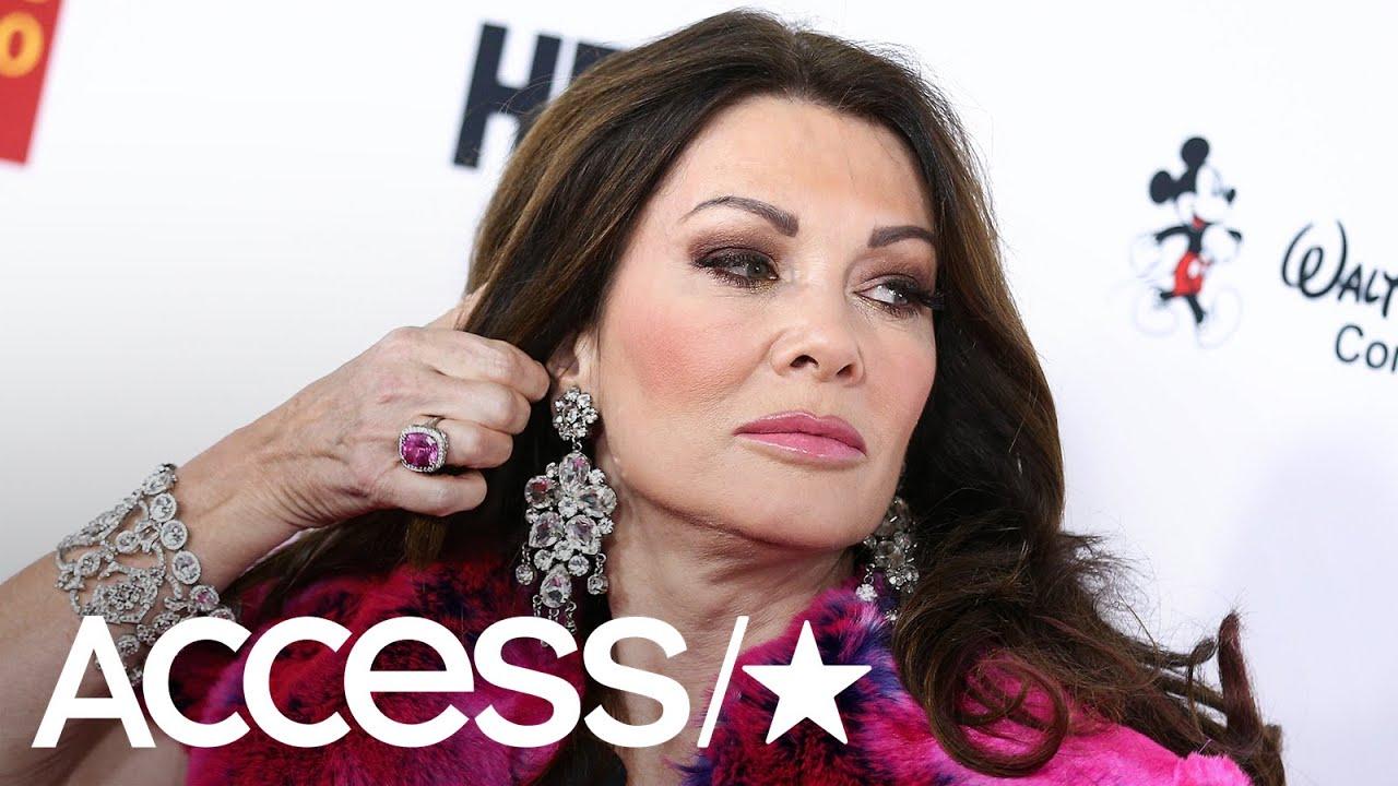 Did Lisa Vanderpump Just Throw Shade At Her 'RHOBH' Past? | Access