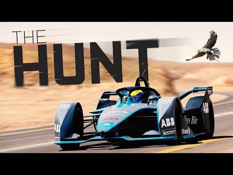 Drag Race: Peregrine Falcon vs Formula E Car, With Felipe Massa | The Hunt