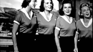 """Route 66"" by the Four King Sisters"