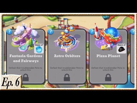 Download MY ADVICE ON HOW TO PROGRESS QUICKLY! - Disney Magic Kingdoms Gameplay - Ep. 6 Snapshots