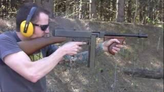 Thompson Sub Machine Guns