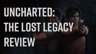 Uncharted: The Lost Legacy Review - Nathan Who? (Video Game Video Review)