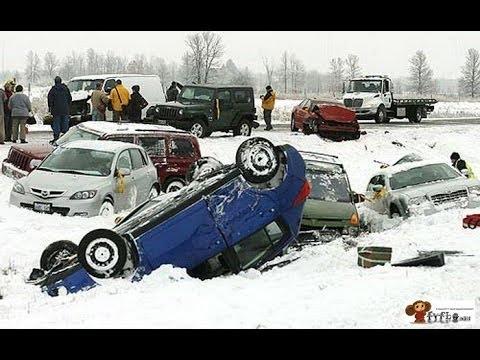 нарезка аварий за февраль 2014 #4