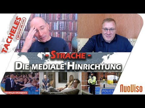 Strache - Die mediale Hinrichtung - Tacheles #6