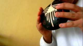 Ani Kuni / Ani Couni - IROQUOI NATION MUSIC (Canada). Ocarina Nazca ceramic profesional: Peru