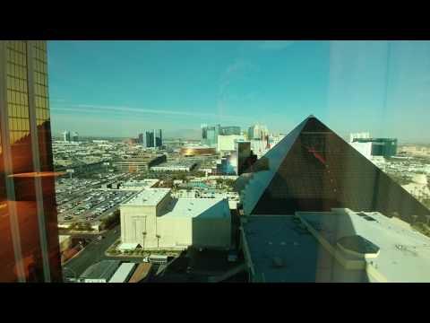 Room tour King Suite at Delano Las Vegas