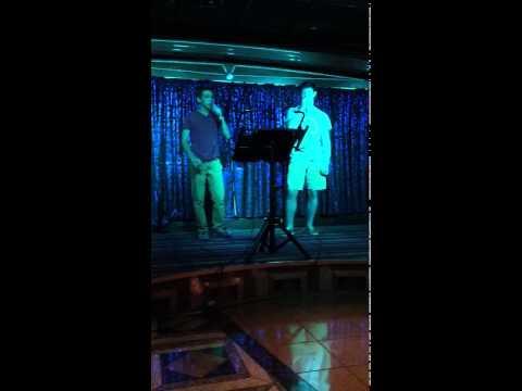 Karaoke: Bryson Bishop & Conner Laws Performing Boyfriend by Justin Bieber