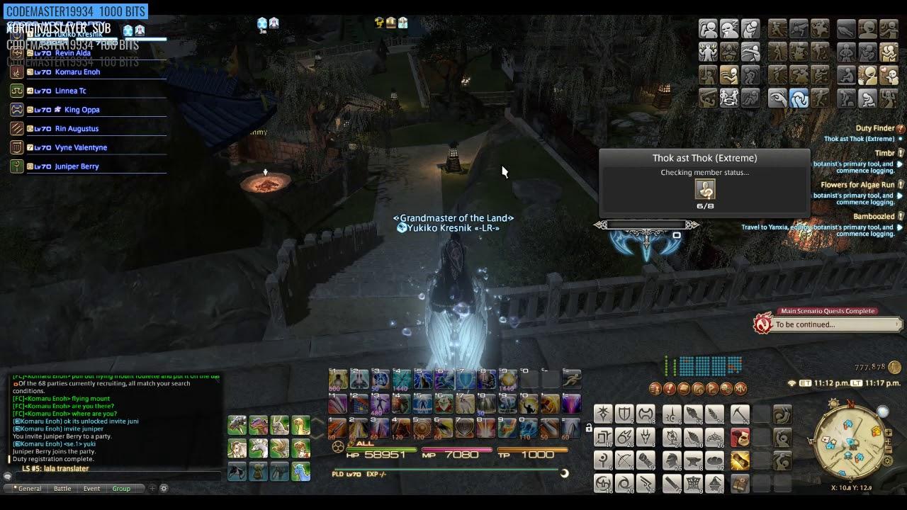 Final Fantasy XIV - No Nude Mods Allowed
