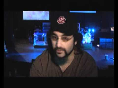 Dream Theater - Interview With Mike Portnoy (I Walk Beside The Band)