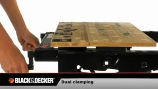Fixit Tv Presents: Black & Decker Wm825 Adjustable Dual Height Deluxe Workmate