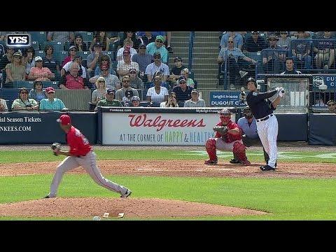 BOS@NYY: Judge blasts three-run homer to right field