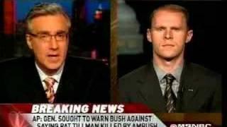 Olbermann on latest news surrounding Pat Tillman