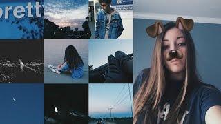 how to get the polaroid effect on instagram | polaroid instagram theme