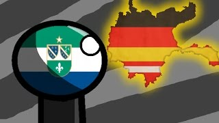 What if Germany and Austria United Before World War 1?