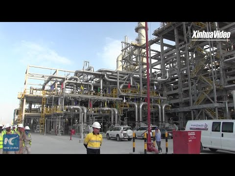 Chinese oil giant finishes refinery project in Kuwait