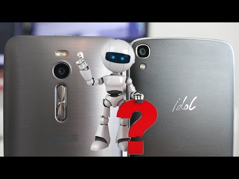 *Breakthrough!!* Robot Algorithm that Decides the BEST Phone for You!
