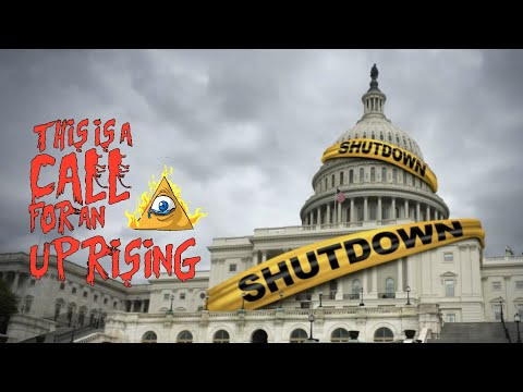 WARNlNG! WATCH YOUR MONEY AS THE STAGED GOVERNMENT SHUTDOWN IS LOOMING...