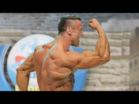 2019 IFBB Elite Pro World Championships — Сергей Таранухо о своей дисквалификации.