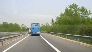 2010返鄉之旅- 京滬高速公路宝应出口