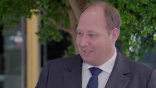 """Staatsminister prof. dr. helge braun: """"deutschland geht es gut"""""""