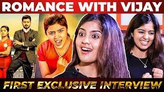 BIGIL Actress Amritha Aiyer Interview