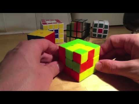 Rubik's Cube Pattern's - Cube in a Cube in a Cube - 3x3x3 Patterns