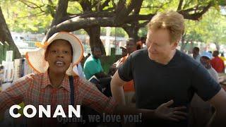 #ConanHaiti Preview: Haitians Roast Trump  - CONAN on TBS