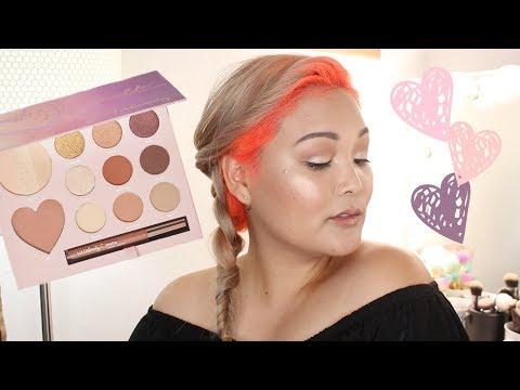 Summer Makeup Look for Beginners Ft LoveMelisaMichelle x Ulta Beauty Palette