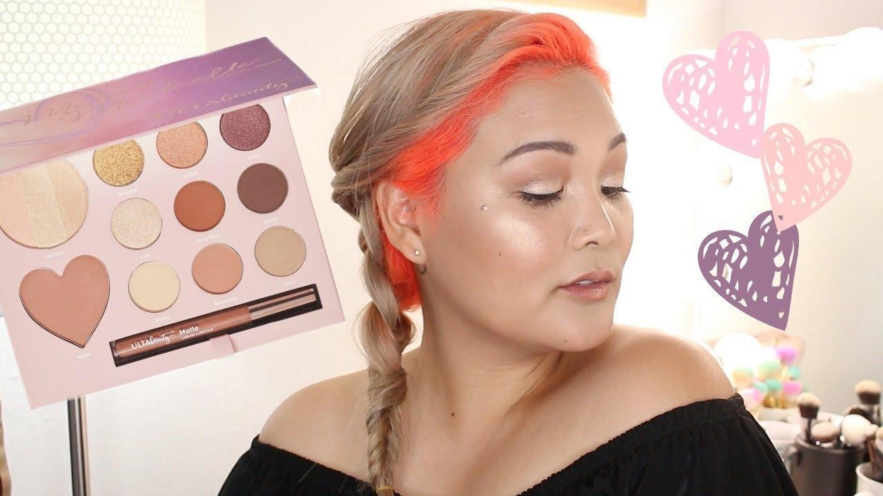 summer makeup look for beginners ft. lovemelisamichelle x ulta