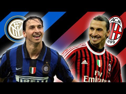20 Footballers Who Played For Inter Milan And AC Milan