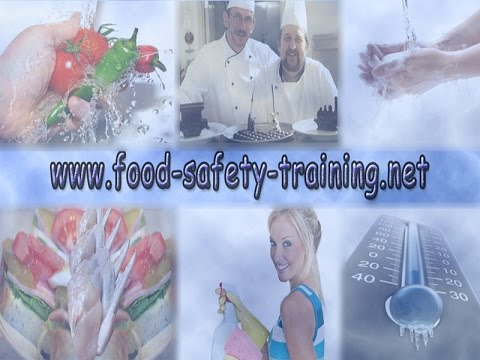 Training in Food Safety - Video 11 - Food Safety Training