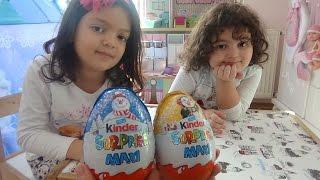Kocaman Sürpriz Yumurta Açtık