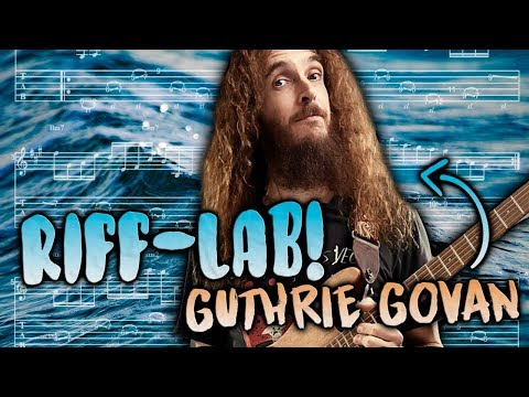 RIFF-LAB Guthrie Govan   Los arpegios escondidos! (ANÁLISIS MUSICAL)
