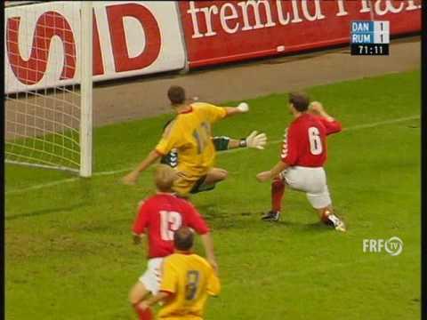 Rezumat: Danemarca - România 2-2