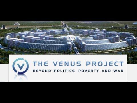 Roxanne Meadows, Director of The Venus Project, Live Feb 6, 5PM Est - Paradise Or Oblivion