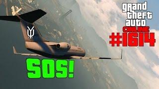 GTA 5 ONLINE Wir stürzen ab! #1614 Let´s Play GTA V Online PS4 YU91