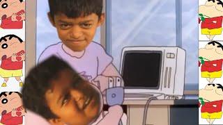 shinchan tamil remix child version