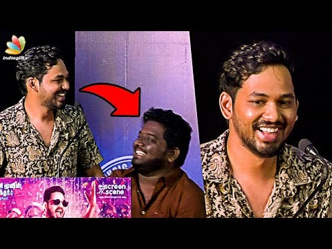 RJ Vignesh யை கலாய்த்த Hip Hop Aadhi | Natpe Thunai Trailer Launch | Latest Speech