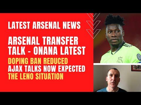 Arsenal transfer talk