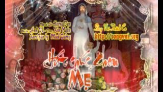 Hát Chúc Khen Mẹ - karaoke playback - http://songvui.org