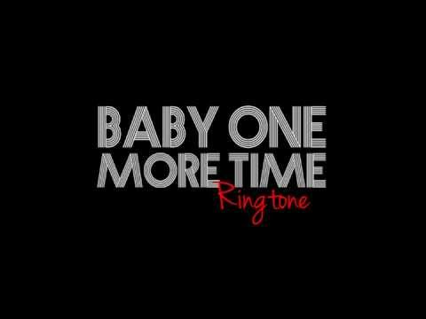 Britney Spears  Ba One More Time Ringtone DL in Description